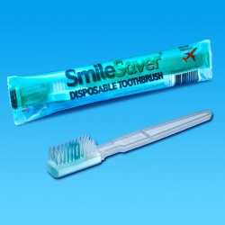 SmileSaver Disposable Toothbrush