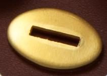 Brass bolster Plate (2.5 mm blade)