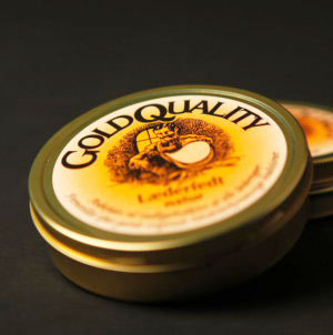 Leather wax Gold Quality