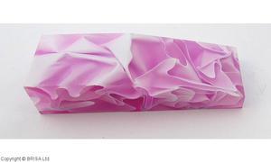 Acrylic Rose Pink block