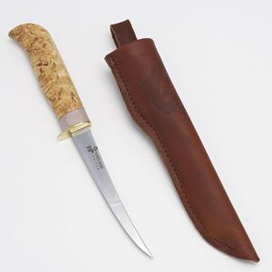 Karesuando Knife - Outdoor Fillet Stainless steel