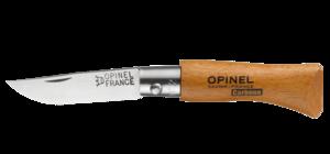 Opinel N°2 carbon steel