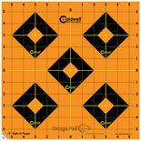 Caldwell Orange Peel 12″ Sight-In Target: 5 pcs