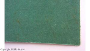 Vulcanized fiber green 1.5 mm