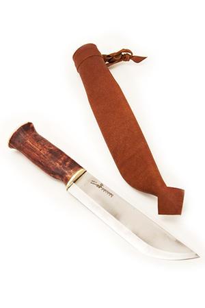 Karesuando Knife - Leuku - Stainless steel