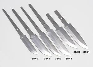 Karesuando 8.5 cm Wide Stainless Blade