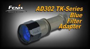 Fenix AD302 Blue/green/red