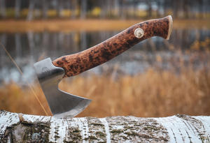 Karesuando Hunting Axe Stuorra - Dark birch
