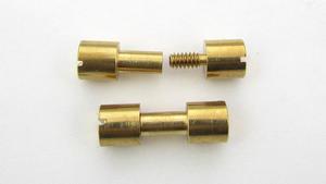 Corby rivet Brass 5/16