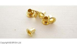 Eyelet Brass -16 mm/10pcs