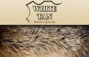 White-Tan Tanning Kit