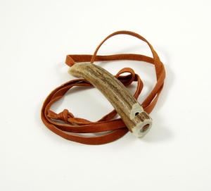 No. 79 Stag Antler Whistle