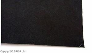 Vulcanized fiber black 0.8 mm