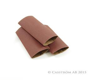 Kirjes Sandpaper sleeves 3-pack, for model 130