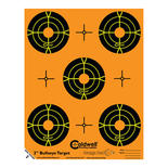 Caldwell Orange Peel 2″ bulls-eye: 10 ark