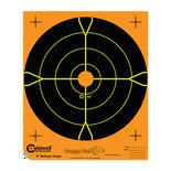 Caldwell Orange Peel 8″ bulls-eye: 5 pcs